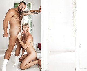 Jessy Ares & Ken Rodeo in Ours Part