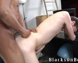 Sean Dean Works On His First Black