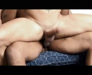 Flexible Bottom Gets Fucked By