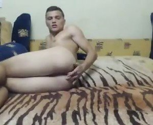 Ukrainian gay boy with super sexy