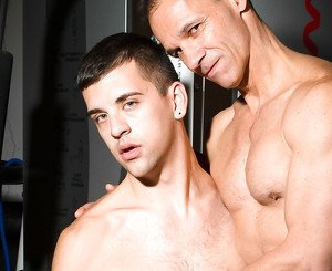 Rodney Steele & Josh Stone in Hot
