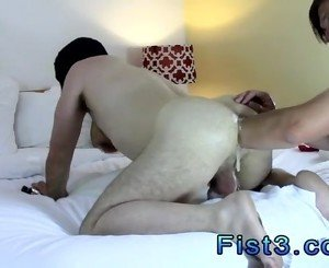 Gay dad fisting twink Bottom Boy